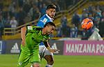 Millonarios venció como local 1-0 a La Equidad. Fecha 7 Liga Águila I-2017.