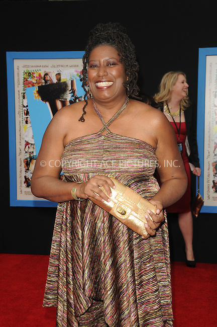 WWW.ACEPIXS.COM . . . . . ....April 21 2011, Los Angeles....Carlease Burke arriving at the premiere of Walt Disney Pictures' 'Prom' at the El Capitan on April 21, 2011 in Los Angeles, CA.....Please byline: PETER WEST - ACEPIXS.COM....Ace Pictures, Inc:  ..(212) 243-8787 or (646) 679 0430..e-mail: picturedesk@acepixs.com..web: http://www.acepixs.com