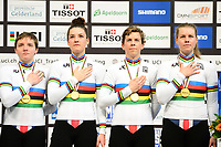 Track World Champs Day 2 - 01 Mar 2018