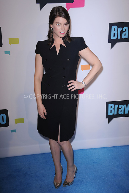 WWW.ACEPIXS.COM . . . . . .April 3, 2013...New York City....Gail Simmons attend the 2013 Bravo New York Upfront at Pillars 37 Studios on April 3, 2013 in New York City ....Please byline: KRISTIN CALLAHAN - ACEPIXS.COM.. . . . . . ..Ace Pictures, Inc: ..tel: (212) 243 8787 or (646) 769 0430..e-mail: info@acepixs.com..web: http://www.acepixs.com .