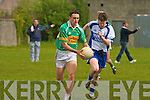 John Mitchels Paul O'Donoghue and Castleisland's Mike Walsh.