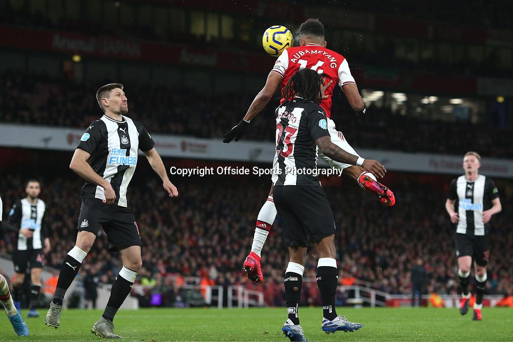Premier League Arsenal V Newcastle 16 February 2020 Photosport New Zealand