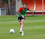 Nathan Thomas during the training session at the Shirecliffe Training complex, Sheffield. Picture date: June 27th 2017. Pic credit should read: Simon Bellis/Sportimage