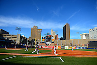 4/27/14 Gwinnett Braves at Toledo Mud Hens