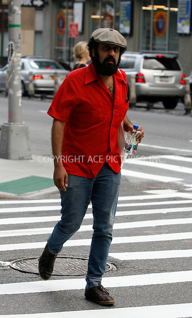WWW.ACEPIXS.COM . . . . .....August 4 2011, New York City....Actor Aasif Mandvi walking in midtown Manhattan on August 4 2011 in New York City....Please byline: CURTIS MEANS - ACE PICTURES.... *** ***..Ace Pictures, Inc:  ..Philip Vaughan (212) 243-8787 or (646) 679 0430..e-mail: info@acepixs.com..web: http://www.acepixs.com