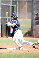 Jedd Gyorko - San Diego Padres - 2010 Instructional League.Photo by:  Bill Mitchell/Four Seam Images..