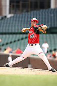 August 18 2008:  David Renfroe (20) of the Team One team during the 2008 Under Armour All-American Game at Wrigley Field in Chicago, Illinois.  (Copyright Mike Janes Photography)