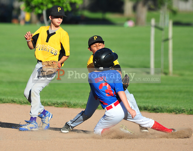 PLL AAA Pirates Action 2016. (Photo by AGP Photography)