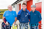 l-r  George O'Flaherty, Jeremiah Hunt and Pa Lawlor. at the BANNA Beast Cross Fit Challenge on Saturday