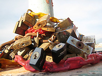'Locks of Love', Viareggio.