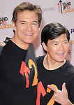 Ken Jeong & Dr. Oz at Stand Up to Cancer held at Sony Picture Studios in Culver City, California on September 10,2010                                                                               © 2010 Hollywood Press Agency
