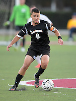 Oct 29, 2014; Orange, CA, USA; Occidental College Tigers against the Chapman College Panthers. Photo by Kirby Lee