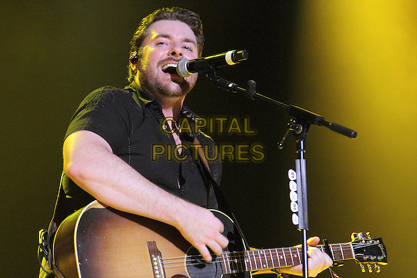 LONDON, ENGLAND - MARCH 16: Chris Young at C2C, Country to Country - Day Two -  at the O2 Arena, London on March 16, 2014 in London, England.<br /> CAP/ROS<br /> &copy;Steve Ross/Capital Pictures