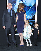 """NEW YORK, NY - FEBRUARY 11: Director Akiva Goldsman (L) and guests at the World Premiere Of Warner Bros. Pictures' """"Winter's Tale"""" held at Ziegfeld Theatre on February 11, 2014 in New York City. (Photo by Jeffery Duran/Celebrity Monitor)"""
