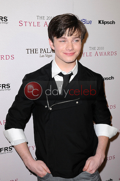 Chris Colfer<br />