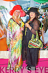 Pictured at Listowel Races, Ladies Day on Friday from left: Sandra Breen (Tralee) and Kay Hurley (Tralee).
