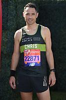 at the start of the 2018 London Marathon, Greenwich, London<br /> <br /> ©Ash Knotek  D3397  22/04/2018