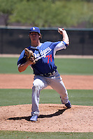 Colin Hering - Los Angeles Dodgers 2015 extended spring training (Bill Mitchell)