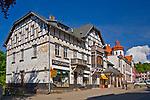Szklarska Poręba, 2009-05-20. Centrum Szklarskiej Poręby