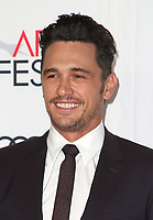 12 November 2017 - Hollywood, California - James Franco. &quot;The Disaster Artist&quot; AFI FEST 2017 Screening held at TCL Chinese Theatre. <br /> CAP/ADM/FS<br /> &copy;FS/ADM/Capital Pictures