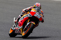 Dani Pedrosa of Spain and Repsol Honda Team rides during free practice for the MotoGP of Catalunya at Circuit de Catalunya on June 9, 2017 in Montmelo, Spain.(ALTERPHOTOS/Rodrigo Jimenez) (NortePhoto.com) (NortePhoto.com)