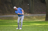Marc Leishman (AUS) chips on to 2 during round 3 of the World Golf Championships, Mexico, Club De Golf Chapultepec, Mexico City, Mexico. 2/23/2019.<br /> Picture: Golffile | Ken Murray<br /> <br /> <br /> All photo usage must carry mandatory copyright credit (© Golffile | Ken Murray)