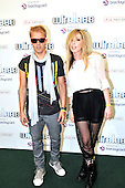 Jul 02, 2010: THE TING TINGS - Photocall at Wireless Festival Day 1