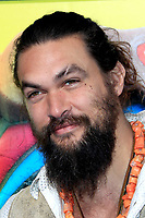 """LOS ANGELES - FEB 2:  Jason Momoa at """"The Lego Movie 2: The Second Part"""" Premiere at the Village Theater on February 2, 2019 in Westwood, CA"""