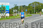 Roger Barrett pictured at the Rose of Tralee International 10k Race in Tralee on Sunday.