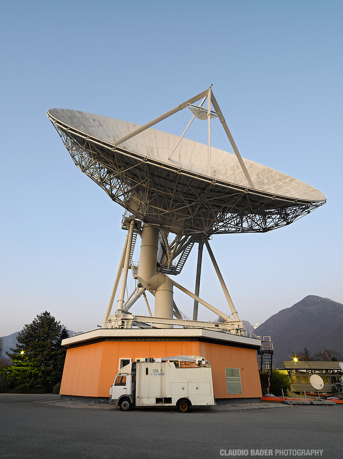 Telespazio, Gera Lario, Italy