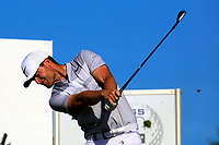 Lucas Bjerregaard (DEN) during the second round of the Lyoness Open powered by Organic+ played at Diamond Country Club, Atzenbrugg, Austria. 8-11 June 2017.<br /> 09/06/2017.<br /> Picture: Golffile | Phil Inglis<br /> <br /> <br /> All photo usage must carry mandatory copyright credit (&copy; Golffile | Phil Inglis)