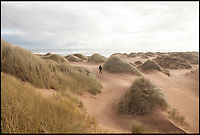 BNPS.co.uk (01202 558833)<br /> Pic: WildGuideScotland/BNPS<br /> <br /> Sands of Forvie near Aberdeen.<br /> <br /> Scotland's stunning unspoiled scenery is being shown in a whole new light in a book that reveals the hidden gems off the beaten track north of the border.<br /> <br /> Three young photographers travelled the width and breadth of Scotland and snapped 750 picturesque places which include shimmering lochs, ancient forests, lost ruins, hidden beaches, secret islands, dramatic cliffs, tiny glens and mysterious grottoes. <br /> <br /> Friends Kimberley Grant, David Cooper and Richard Gaston, all in their late 20s, have spent the past two years exploring lesser known idyllic spots which they are keen to bring to a wider audience.