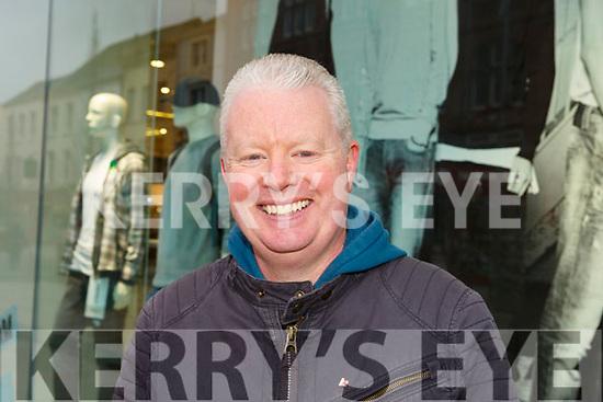 Declan Mc Carthy from Listowel
