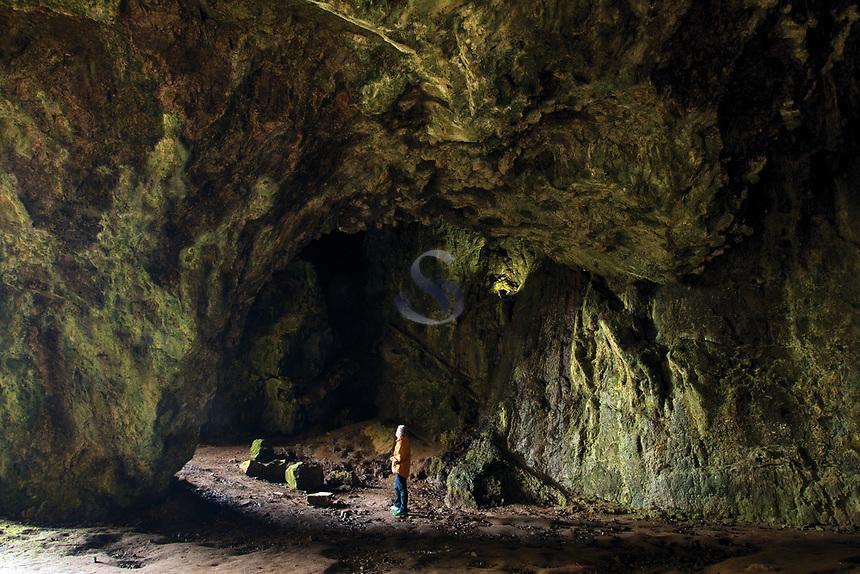 Smoo Cave, Durness, North Coast 500, Sutherland, Northwest Highlands