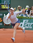 Maria Sharapova (RUS) defeats Vitalia Diatchenko (RUS) 6-3, 6-1