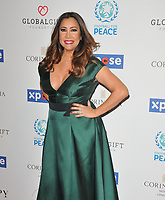iMaria Bravo at the Football For Peace Initiative Dinner by Global Gift Foundation, Corinthia Hotel, Whitehall Place, London, England, UK, on Monday 08th April 2019.<br /> CAP/CAN<br /> ©CAN/Capital Pictures