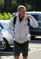 Pictured: David Cornell arriving. Wednesday 02 July 2014<br />