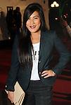 Sophia Vu on the red carpet at Fashion Houston at the Wortham Theater Wednesday Nov.13,2013.  (Dave Rossman photo)