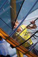 Medemblik - the Netherlands, May 29th 2009. Delta Lloyd Regatta in Medemblik (27/31 May 2009). Day 3. Casper Bouwman (NED 52).