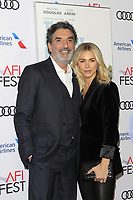 "LOS ANGELES - NOV 10:  Chuck Lorre, Arielle Mandelson at the AFI FEST 2018 - ""The Kaminsky Method"" at the TCL Chinese Theater IMAX on November 10, 2018 in Los Angeles, CA"