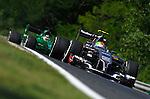 Esteban Gutierrez (MEX) Sauber F1 Team<br />  Foto © nph / Mathis