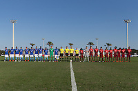 2016 Nike Friendlies Brazil U-17 vs Portugal, December 2, 2016