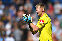 Aaron Ramsdale of AFC Bournemouth during AFC Bournemouth vs Manchester City, Premier League Football at the Vitality Stadium on 25th August 2019