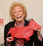 Iris Love attend a Special Broadway HD screening of Holland Taylor's 'Ann' at the the Elinor Bunin Munroe Film Center on June 14, 2018 in New York City.