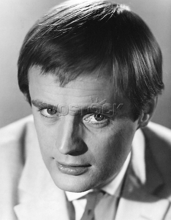 David McCallum - american misican actor, 1966. David McCallum as Illya Nickovetch Kuryakin from the television program The Man From U.N.C.L.E..