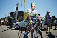 Christian Meier (CAN/Orica-GreenEDGE)<br /> <br /> 2014 Tour de France<br /> stage 12: Bourg-en-Bresse - Saint-Eti&egrave;nne (185km)