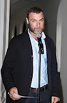 Liev Schreiber  attending the Unveiling of the Revitalized Public Theater at Astor Place in New York City on 10/4/2012.