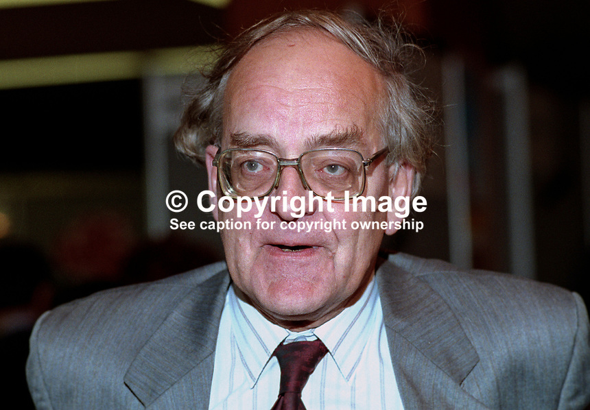 Peter Hardy, MP, Labour Party, UK, 199309302.<br />