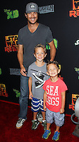 "CENTURY CITY, CA, USA - SEPTEMBER 27: Oliver Hudson arrives at the Los Angeles Screening Of Disney XD's ""Star Wars Rebels: Spark Of Rebellion"" held at the AMC Century City 15 Theatre on September 27, 2014 in Century City, California, United States. (Photo by Celebrity Monitor)"