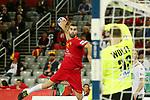 13.01.2018., Croatia, Arena Zagreb, Zagreb - European Handball Championship, Group C, Round 1, Germany - Montenegro. BOZOVIC Milos <br /> <br /> Foto &copy; nordphoto / Dalibor Urukalovic/PIXSELL
